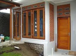 Model Jendela Rumah Kayu