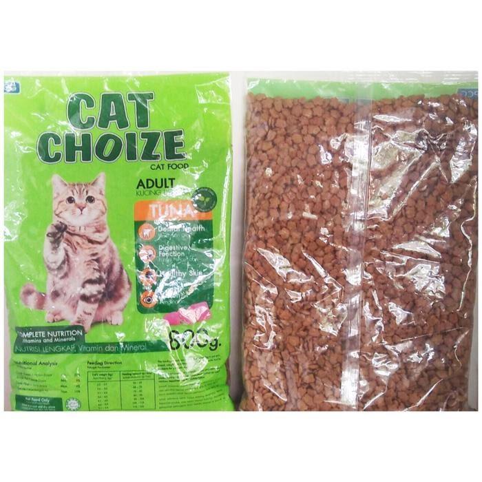 Review Makanan Kucing Cat Choize, Apa Saja Komposisinya ?