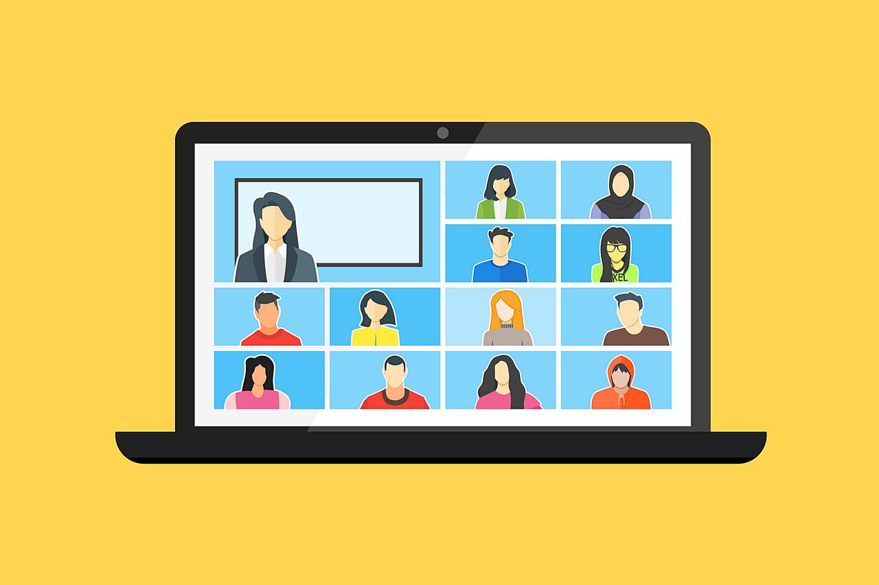 Beberapa Website Terbaik Penyedia Meeting Online