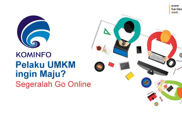umkm harus melekdigital dengan mencoba bisnis online di marketplace